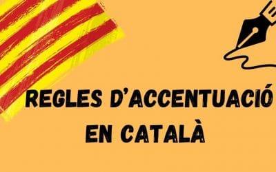 Regles d'accentuació en català   Guia completa
