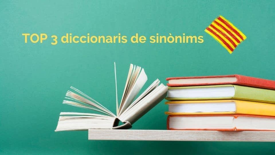 Diccionaris de sinònims en català